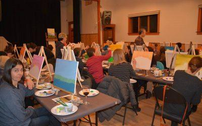 Paint Night Workshop