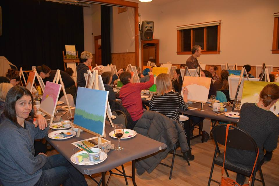 Paint Night Workshop