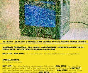 Disturbances in the Field Poster