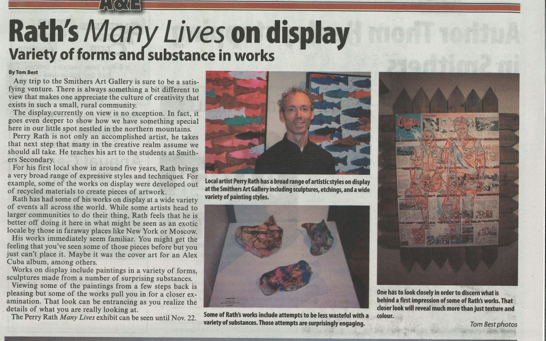 Newspaper Feature